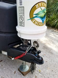 5 gallon bucket for jack cover